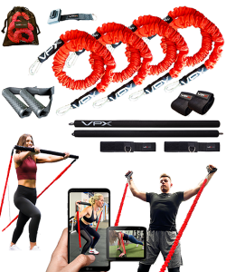 14-piece Torsion Velocity Home Gym